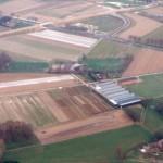 Betriebsimpressionen - Luftaufnahme 1994