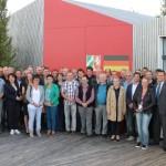 Gruppenbild aller Medaillengewinner der Bundesgartenschau 2011